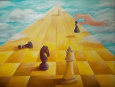 Life is a chessgame