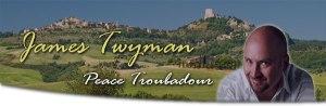 James Twyman peace troubadour