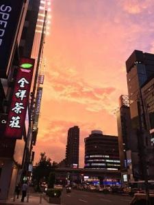 2016-07-24 2 Pink Sky